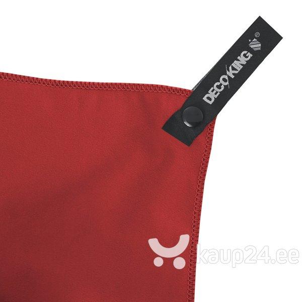 Rätik DecoKing EKEA, 30x50 cm, punane
