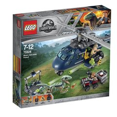 75928 LEGO® Jurassic World Blue Helikopteri jälitamine