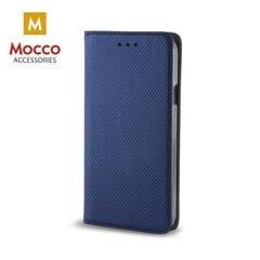Kaitseümbris Mocco Smart Magnet Book Case Samsung G965 Galaxy S9 Plus Blue