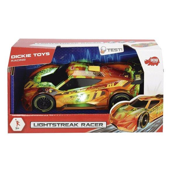 Автомобиль со светом Simba Dickie Toys интернет-магазин