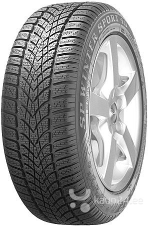 Dunlop SP Winter Sport 4D 245/40R18 97 H XL MO MFS