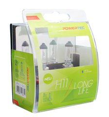 Autopirnid M-Tech Powertec Long life H11 12V, 2 tk