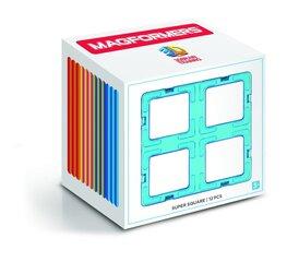 Magnetiline konstruktor Magformers Super ruut, 12-osaline