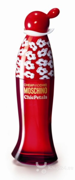 Туалетная вода Moschino Cheap & Chic Chic Petals edt 100 мл