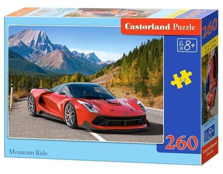 Pusle Castorland Mountain Ride, 260-osaline hind ja info | Pusled | kaup24.ee