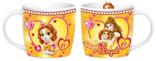 Tass DISNEY Printsess Bella, 300 ml