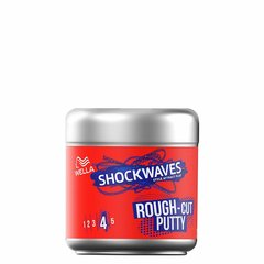 Juuksepasta Wella Shockwaves Styling Putty 150 ml