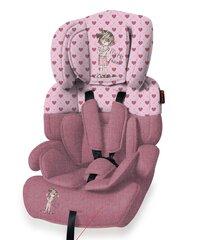 Turvatool Lorelli Junior Plus 9-36kg, Pink Girl hind ja info | Turvatoolid | kaup24.ee