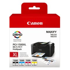 Canon - Tint PGI-1500XL CMYK MULTI 9182B004