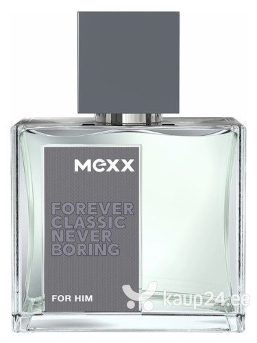 Tualettvesi Mexx Forever Classic Never Boring For Him EDT meestele 50 ml