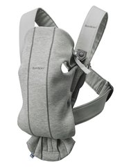 Kandekott Babybjörn Mini Carrier, Light Grey