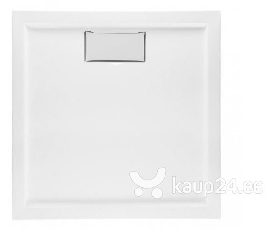 Dušialus Liveno Comfort Slim, 90 x 90 cm