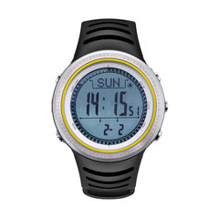Sunroad Outdoor Watch, must/valge
