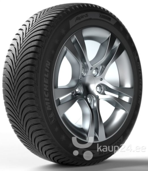 Michelin Alpin A5 205/50R17 89 V ROF