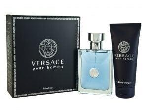 Komplekt Versace Pour Homme: EDT meestele 100 ml + dušigeel 100 ml