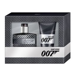 Комплект James Bond 007 EDT для мужчин 50 ml + гель для душа 150 ml