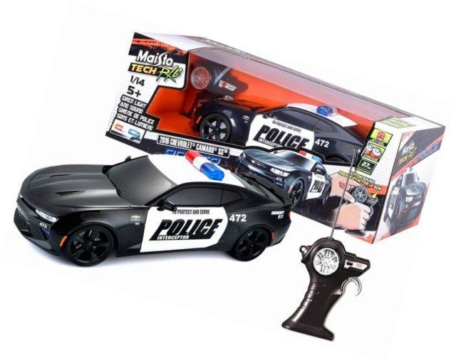 Raadio teel juhitav politseiauto Maisto Chevrolet Camaro