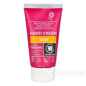 Kätekreem Urtekram Rose 75 ml