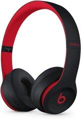 Kõrvaklapid Beats Solo3 Wireless On-Ear Headphones - The Beats Decade Collection - Defiant Black-Red MRQC2ZM/A hind ja info | Kõrvaklapid, mikrofonid | kaup24.ee