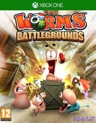 Mäng Worms Battlegrounds, Xbox One