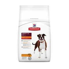 Kuivtoit koertele Hill's Science Plan Canine Adult Light Chicken, 12 kg