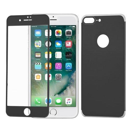 bddbfc9839f Kaitseklaas Wozinsky 3D, sobib Apple iPhone 7 Plus / 8 Plus, must rėmeliai