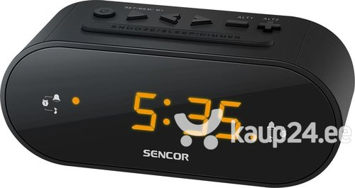 Raadio Sencor SRC 1100 B, must