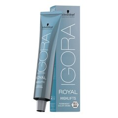 Краска для волос Schwarzkopf Professional Igora Royal Highlifts 60 мл, 12-1 Special Blonde Cendre