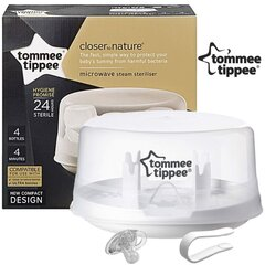 Стерилизатор Tomme tippee Close to Nature цена и информация | Стерилизатор Tomme tippee Close to Nature | kaup24.ee