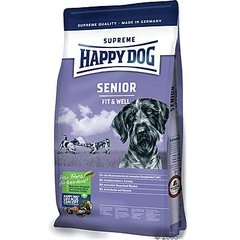 Kuivtoit koertele Happy Dog Fit & Well Senior, 12,5 kg