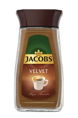 Lahustuv kohv JACOBS VELVET, 100g hind ja info | Kohv, kakao, tee | kaup24.ee