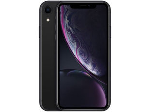 Mobiiltelefon Apple iPhone XR, 128 GB, Must
