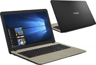 Asus R540MA (R540MA-DM138T) 4 GB RAM/ 240 GB SSD/ Windows 10 Home hind ja info | Sülearvutid | kaup24.ee