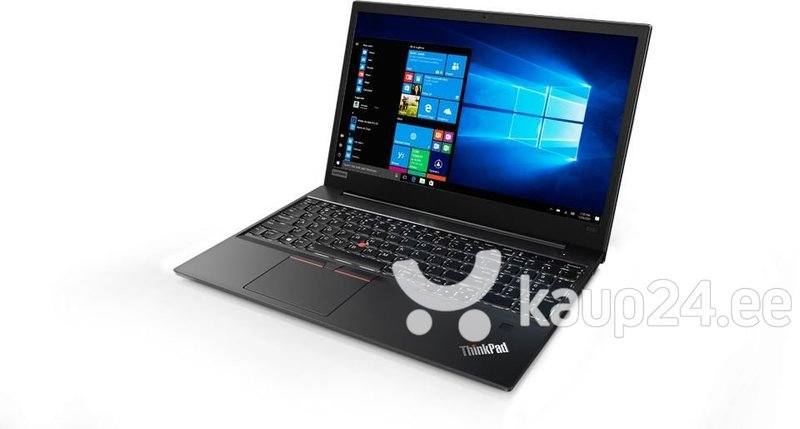 Lenovo ThinkPad E580 (20KS001JPB) 24 GB RAM/ 256 GB M.2 PCIe/ Windows 10 Pro tagasiside