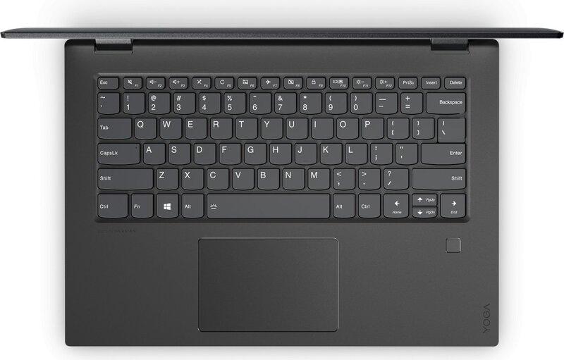 Lenovo Yoga 520-14IKBR (81C8006SPB) 4 GB RAM/ 256 GB M.2 PCIe/ 2TB HDD/ Windows 10 Home