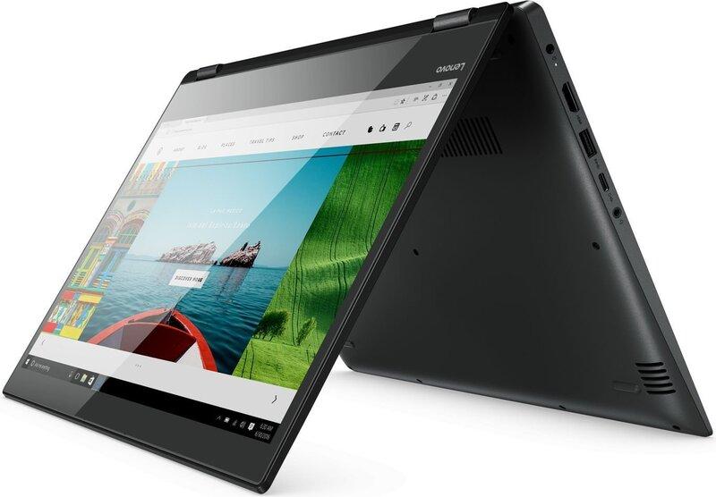 Lenovo Yoga 520-14IKBR (81C8006SPB) 4 GB RAM/ 512 GB M.2 PCIe/ 2TB HDD/ Windows 10 Home