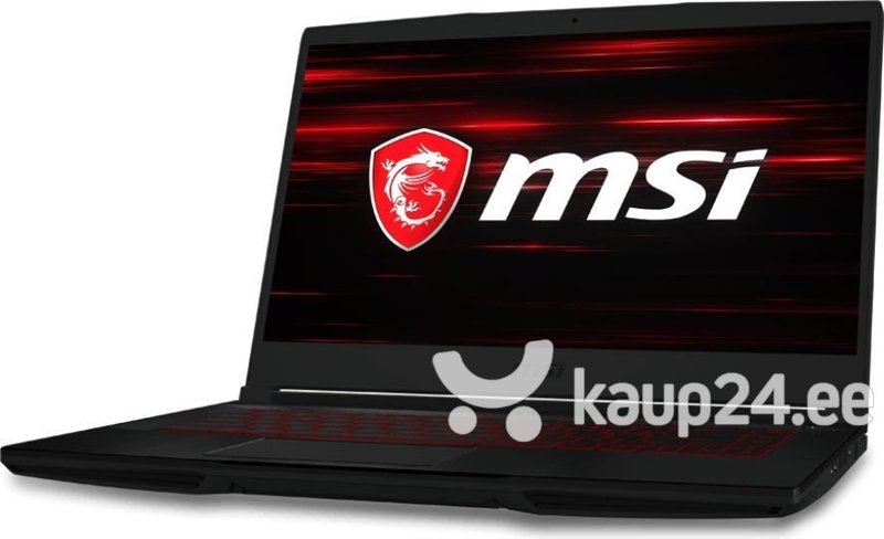 MSI GF63 8RD-013XPL 16 GB RAM/ 256 GB M.2 PCIe/ 1TB HDD/ Windows 10 Pro