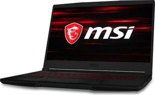 MSI GF63 8RD-013XPL 8 GB RAM/ 120 GB M.2 PCIe/ 120 GB SSD/