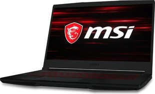 MSI GF63 8RD-013XPL 8 GB RAM/ 128 GB M.2 PCIe/ 256 GB SSD/ Windows 10 Pro