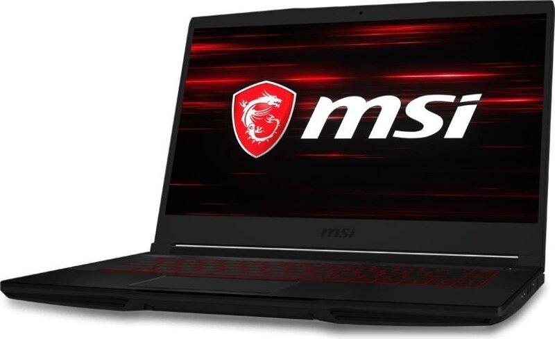 MSI GF63 8RD-013XPL 8 GB RAM/ 240 GB M.2 PCIe/ 256 GB SSD/ Windows 10 Pro
