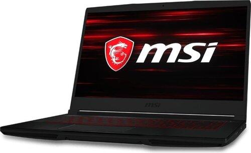 MSI GF63 8RD-095XPL 8 GB RAM/ 128 GB M.2 PCIe/ 256 GB SSD/