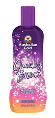 Solaariumikreem Australian Gold Cheeky Brown - New Art Work 2018 250 ml