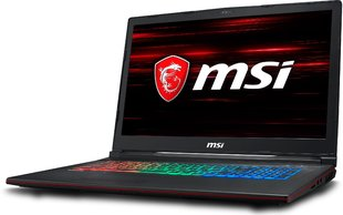MSI GP73 Leopard (8RE-057XPL) 8 GB RAM/ 240 GB M.2 PCIe/ 480 GB SSD/ Windows 10 Pro