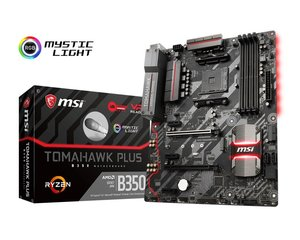 Emaplaat MSI B350 TOMAHAWK PLUS