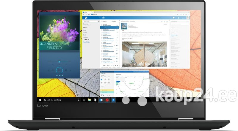 Lenovo Yoga 520-14IKBR (81C8006SPB) 16 GB RAM/ 512 GB M.2 PCIe/ 1TB HDD/ Windows 10 Home soodsam