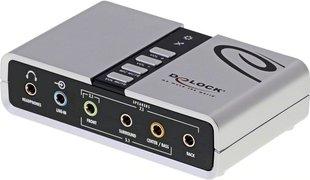 Delock Soundbox USB Sound 7.1 - 61803
