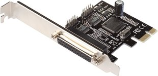 I-TEC PCI Express PCIe 2x serial, 1x parallel (PCE2S1P) hind ja info | Regulaatorid | kaup24.ee