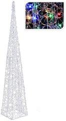 Светящаяся Рождественская LED декорация Конус 90 см