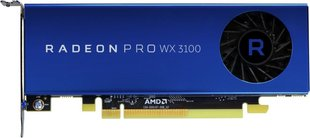 AMD Radeon Pro WX 3100 4GB GDDR5 (256 Bit) 1xDP, 2x Mini DP (100-505999)