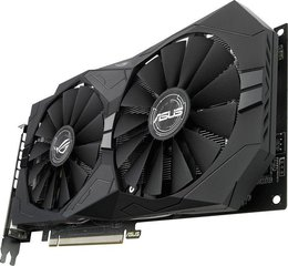 Asus Radeon RX 570 ROG STRIX 4GB GDDR5 (256 bit), 2xDVI-D, HDMI, DisplayPort, BOX (ROG-STRIX-RX570-O4G-GAMING)